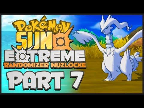 CAN WE CATCH RESHIRAM?!? | Pokemon Sun and Moon EXTREME Randomizer Nuzlocke - Part 7