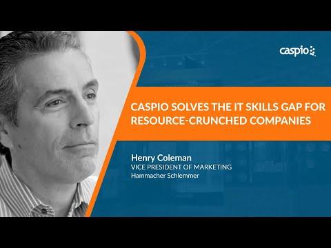 Caspio Case Study: Hammacher Schlemmer
