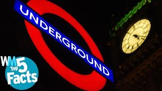 Top 5 Facts About London Underground