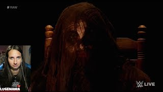WWE Raw 10/9/17 Sister Abigail is back