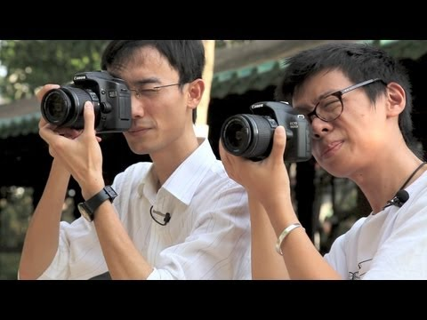 Canon 1100D vs 2nd-hand Canon 40D