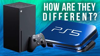PS5 VS XBOX SERIES X: How Will They Be Different?