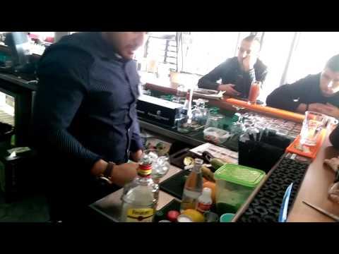 Gin Tonic краставица и босилек