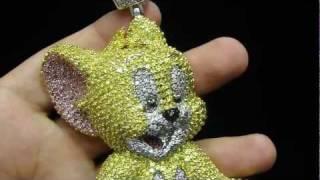 480452757caf7 Mr Chris Da Jeweler Exclusive Custom 10 inch Stewie Pendant ( VNO ...