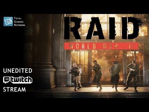 Raid: World War II Beta