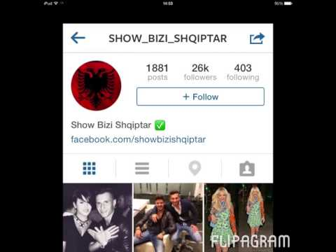 Instagram accounts from 2k to 18k
