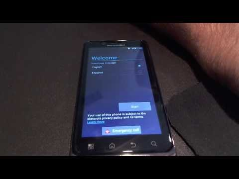 Bypassing the JB Activation Screen of any Motorola Device