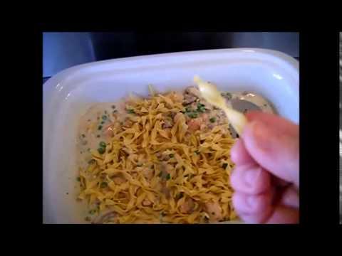 Crock Pot Casserole Series - Easy Night - Chicken or Tuna Noodle Casserole