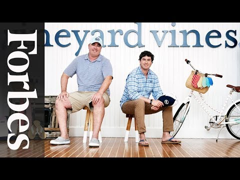 Inside The Rise Of Vineyard Vines | Forbes