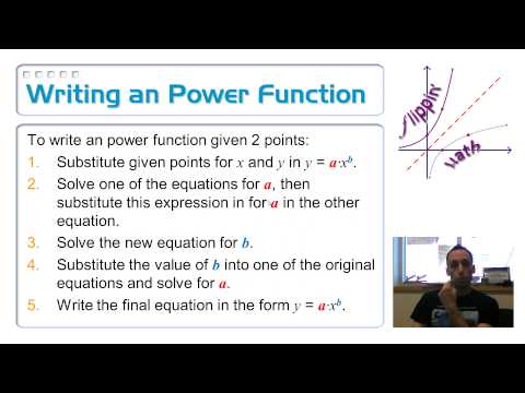 7.7: Write Exponential and Power Functions, 1c