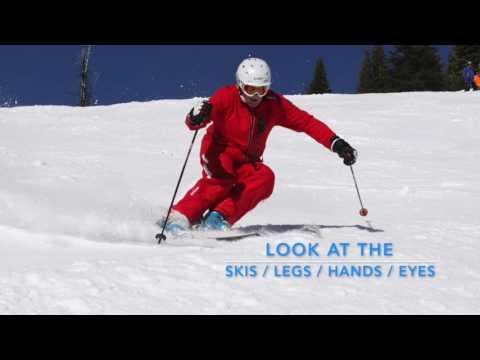 Ski Technique Demonstrations (Short Film 7 mins)