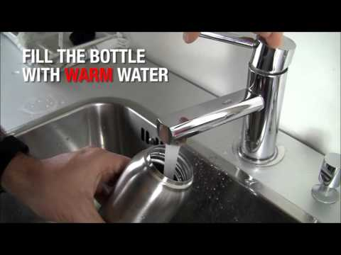 Cleaning your SIGG bottle -  SIGG Hot & Cold