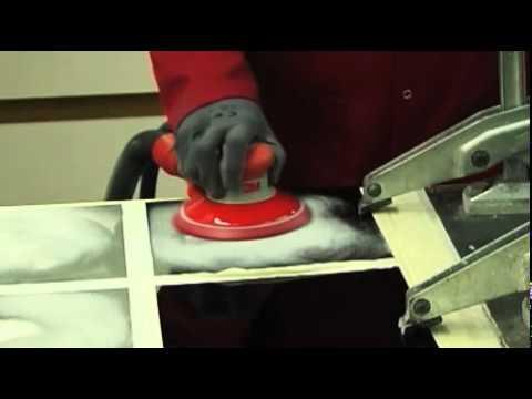 Clean Sand Adhesive Discs