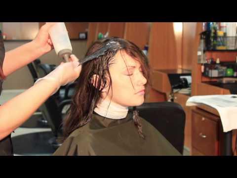 How to Dye Medium Brown Hair to Honey Blonde