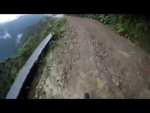 Worst mountain bike wreck ever