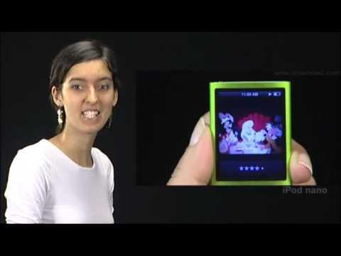 New iPod Nano - How to play audiobook on iPod Nano