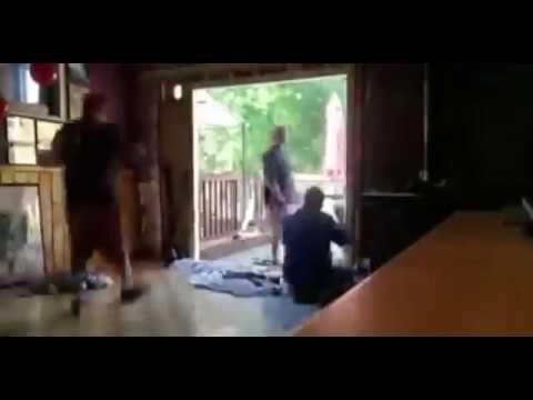 Converting Window into Sliding Glass Door