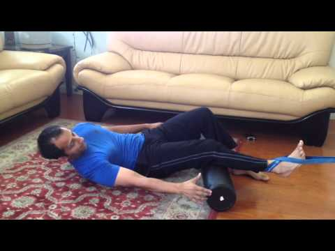 Knee Arthritis Treatment Self Traction | Manu Kalia | Video 172 | TridoshaWellness