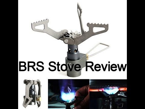 BSR Stove Review