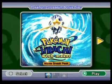 Pokémon Colosseum Bonus Disc US Version: How to get Jirachi in Pokémon Ruby & Sapphire!