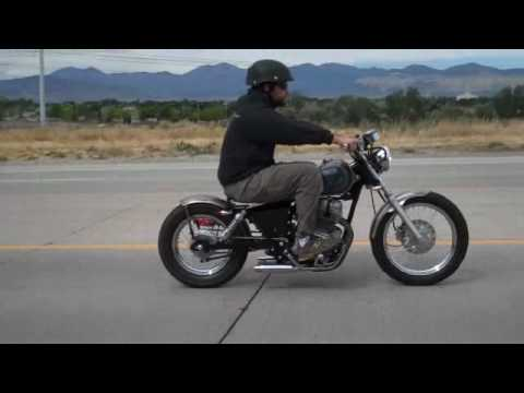 Bobber Honda Cb 250 Video Download