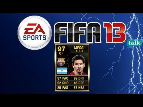 Fifa 13 Ultimate Team Predictions - 5 Star Skillers