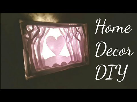 Home Decor - DIY || Creative Show Piece , Easy crafts , best out of Waste