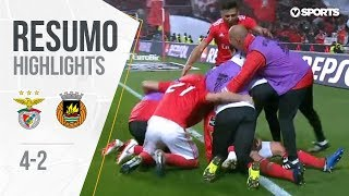 Highlights   Resumo: Benfica 4-2 Rio Ave (Liga 18/19 #16)