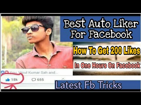 How to get 200 likes on facebook photo for free -