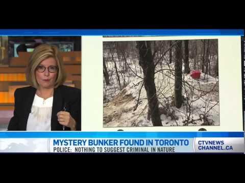 CTV News: Mystery tunnel found in Toronto