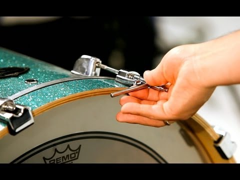 How to Tune the Bass Drum | Drumming
