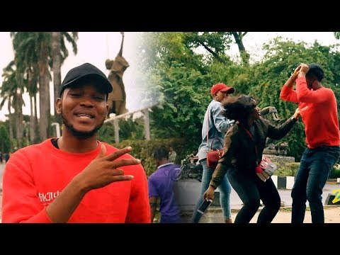 Skit : Zfancy - African Prank: Calling SARS With Strangers Phone