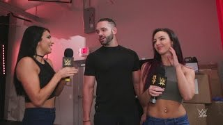 Billie Kay & Peyton Royce seek the perfect vote in the NXT Year-End Awards