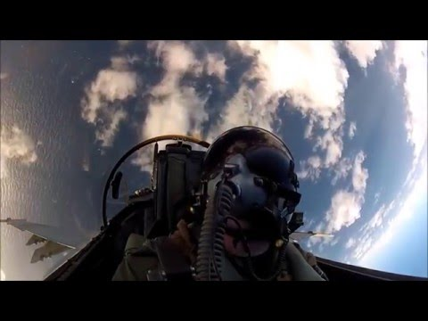 Never Give Up - Pilot & Fighter Pilot (HD)