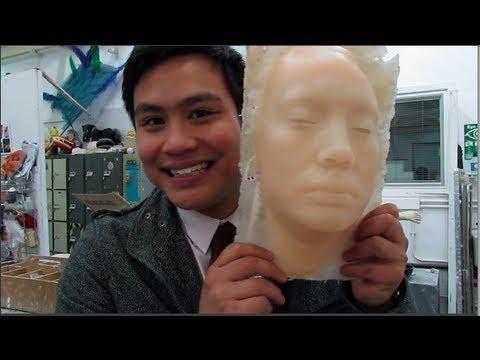 What I do at University.. Animatronic Face