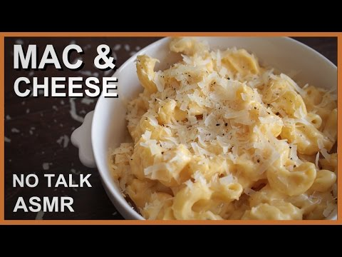 Creamiest Mac & Cheese - No Talk ASMR cooking recipe