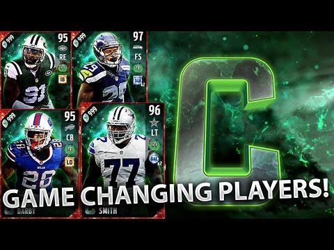 NEW COMPETITOR PLAYERS AND CHEMISTRYS !! 97 OVERALL ET3  - Madden Ultimate Team 17