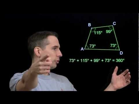 Art of Problem Solving: Angles in a Polygon Part 1
