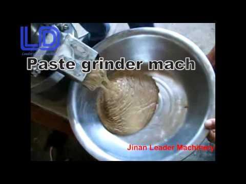 pasta grinder machine peanut butter machine