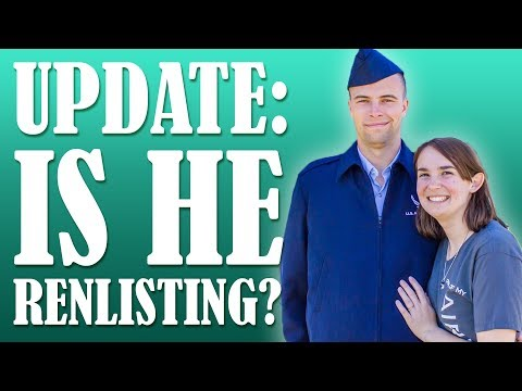 UPDATE: Is Jeremy Reenlisting in the Air Force??