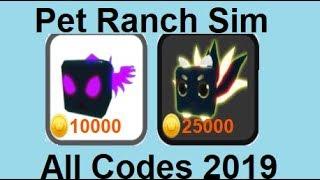 pet+ranch+simulator+codes+2019+march Videos - 9tube tv