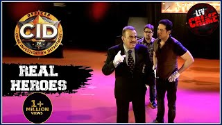 The Missing Illusionist | C.I.D | सीआईडी | Real Heroes