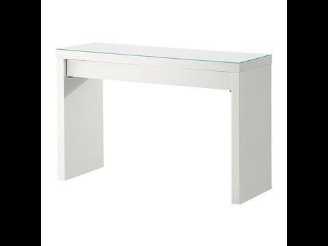 Ikea Malm Dressing Table Instructional How To
