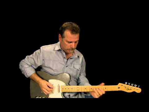 Vince Gill Guitar Lick Lesson
