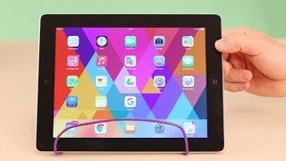 10 iPad (TABLET) LIFE HACKS YOU SHOULD KNOW!