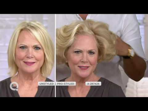 T3 Micro Set of 8 Volumizing Velvet Flocked Hot Rollers on QVC