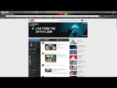 Revert back to the Old YouTube Layout [TUTORIAL!] (November / December 2012)