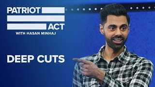 Deep Cuts: What Would A South Asian 'Get Out' Look Like? | Patriot Act with Hasan Minhaj | Netflix