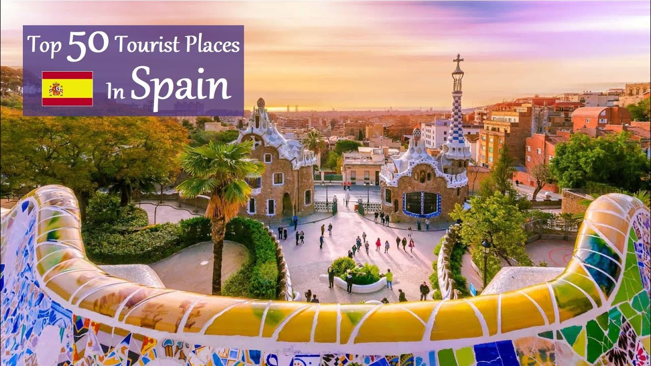 Download Top 50 Tourist Places in SPAIN (100  Attractions, Popular & Scenic Travel Destinations) MP3 Gratis