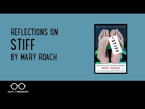 Reflections on Stiff, by Mary Roach